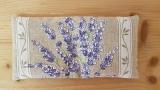 FLExxIMA-med Augen-Kissen Amaranth+Lavendel