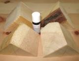 Bio-Zirbenöl 10 ml+5 Zirbenholzstücke = Duftset