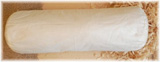 FLExxIMA-med Zirben-Hirse Rolle ca. 50x18 cm